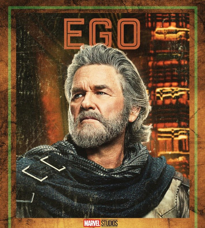Kurt Russell as Ego in Guardians of the Galaxy Vol. 2. (Source: IMDB)